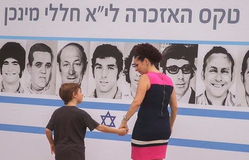 Лев Мадорский, Борис Геллер: Израиль–Германия