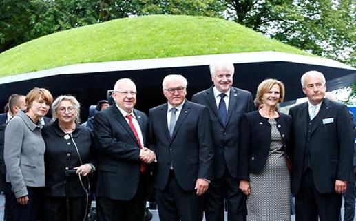 5 сентября в Мюнхене в память израильтян, погибших в страшном теракте, открылся мемориал на котором присутствовали Федеральный Президент Германии Франк-Вальтер Штайнмайер, Президент Израиля Реувэн Ривлин, а также родственники погибших.