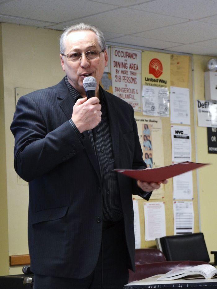 Валерий Савинкин. Фото Евгения Вепринского