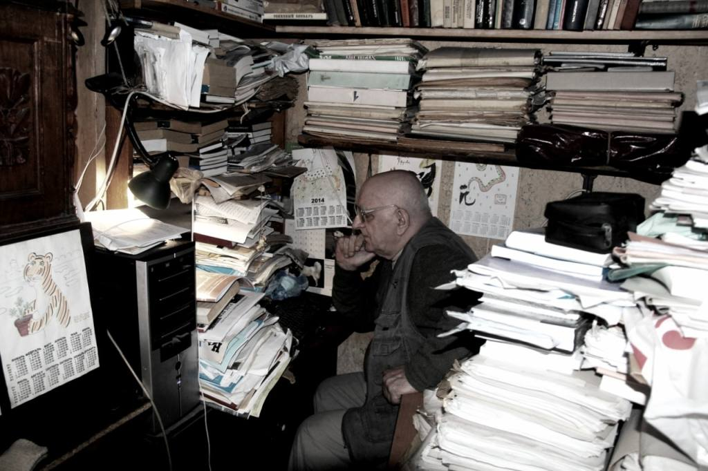 А.Н. Алексеев, март 2014