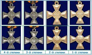 Георгиевские кресты для иноверцев