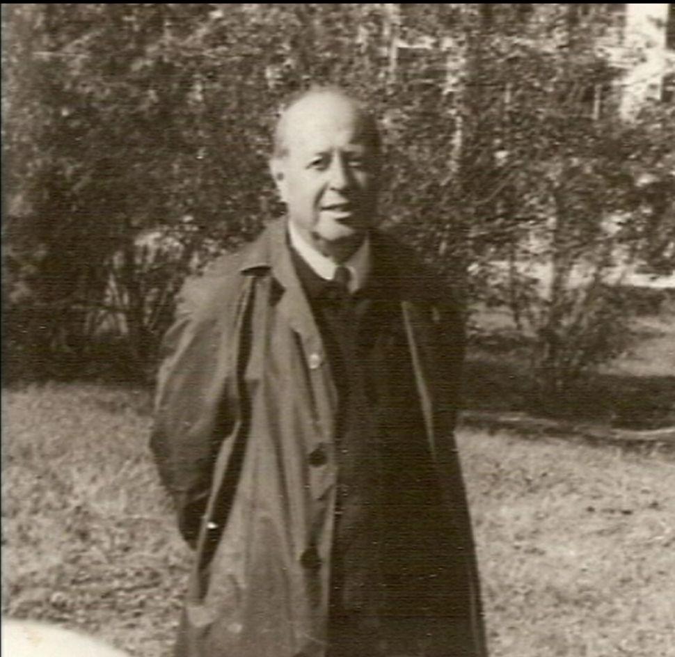 Иосиф Давидович Амусин (1910–1984)