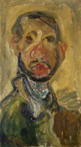 1. Автопортрет. 1920–21