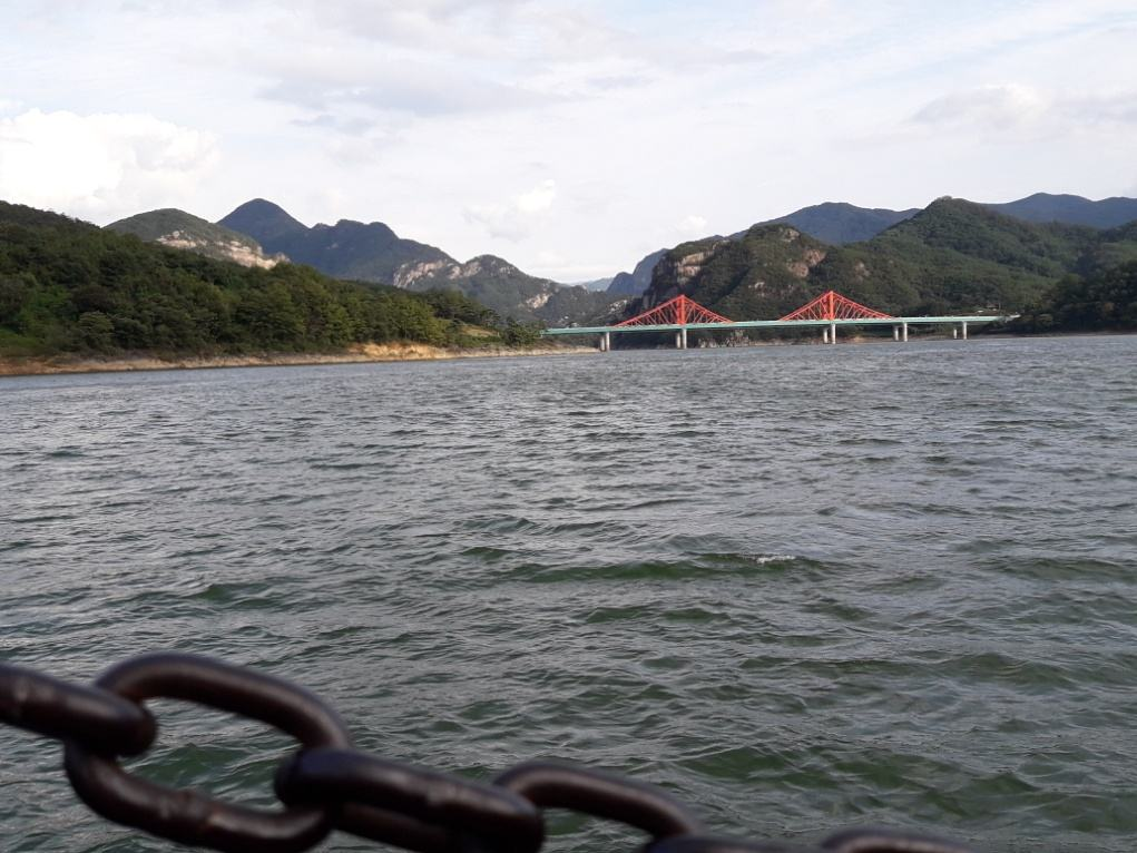 Озеро Чунджу