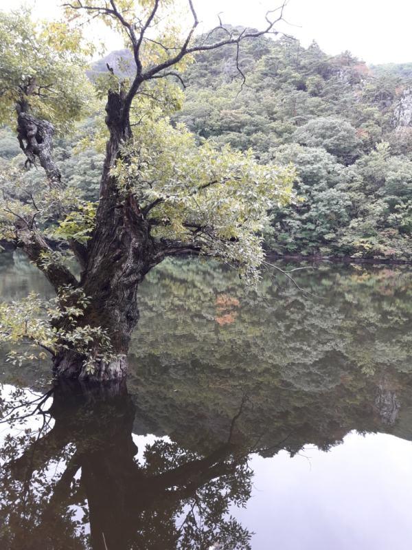 Озеро Чусанджи