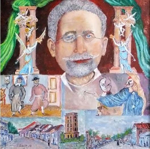 Абрам Гольдфаден