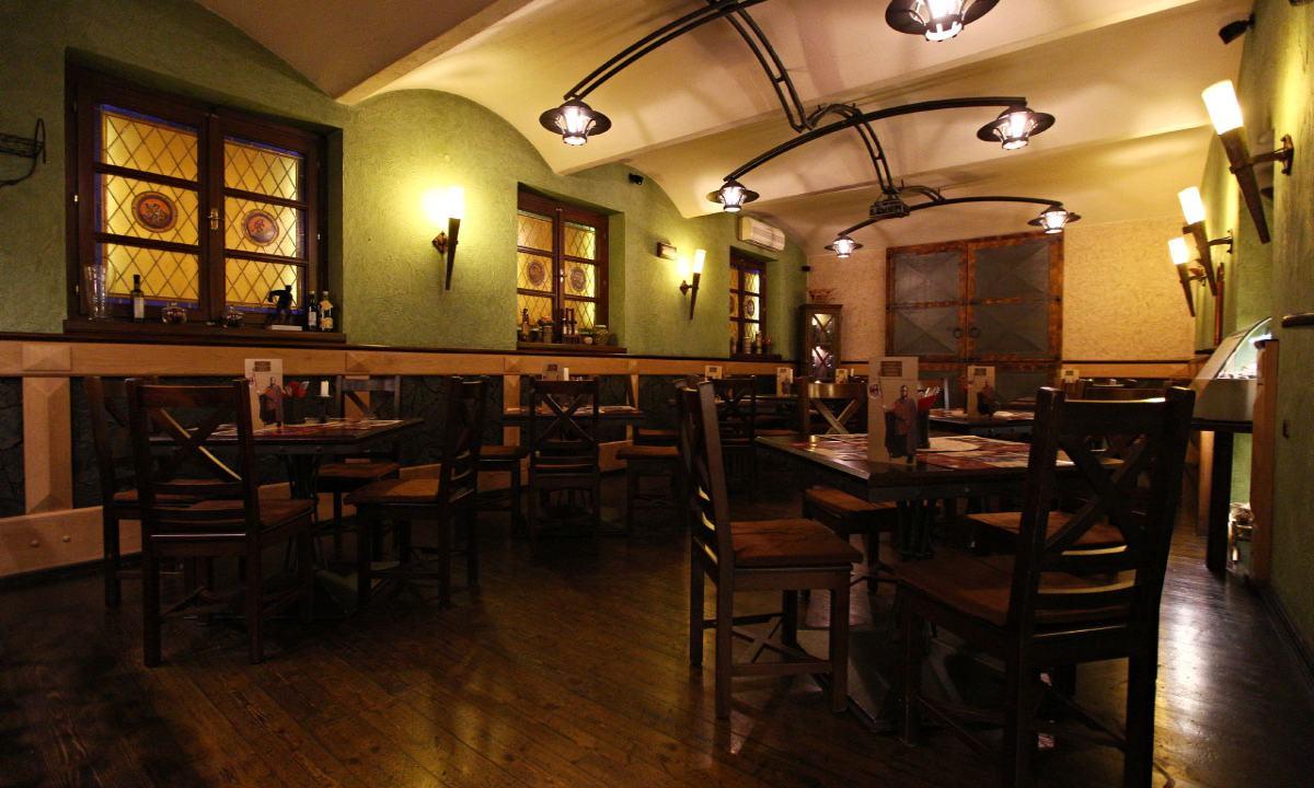 Ресторан «Святой Вацлав»