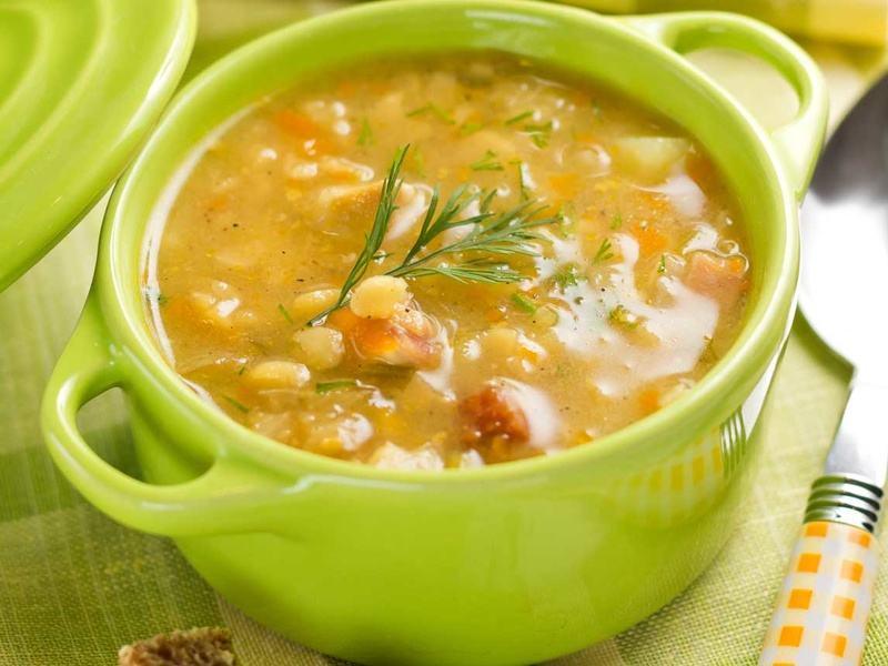 Датский гороховый суп