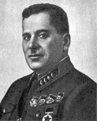 Илья Куксин: Генерал-полковник Григорий Михайлович Штерн