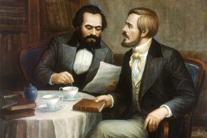Г. Гейне и К. Маркс