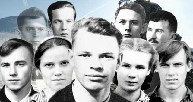 Владимир Гарматюк:  История трагической гибели студентов на перевале Дятлова