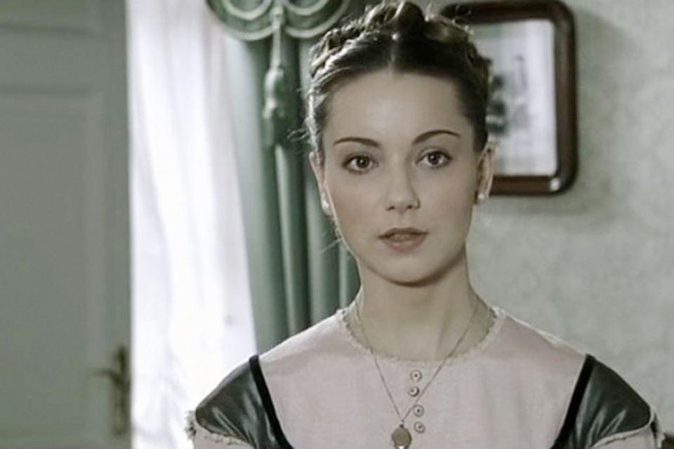 Ольга Будина в роли Аглаи