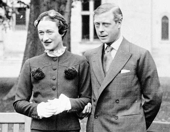 Валлис Симпсон и Принц Эдуард