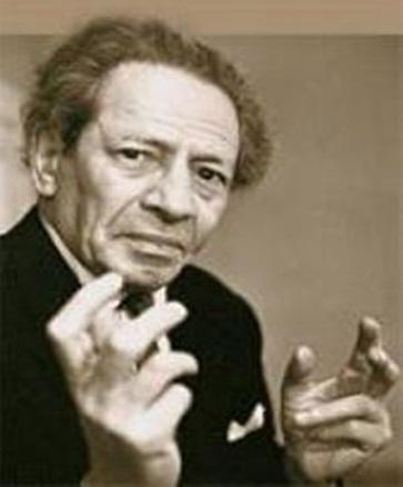 Вольф Мессинг (1899-1974 г г.)