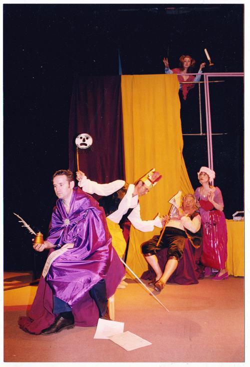 Та же пьеса Гёте в челябинском Новом Художественном Театре
