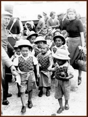 Прибытие в Атлит, 18 февраля 1943 года