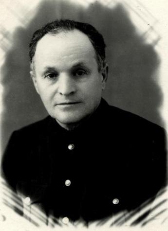Отец С. Г. Иоффе — Григорий Саулович Иоффе