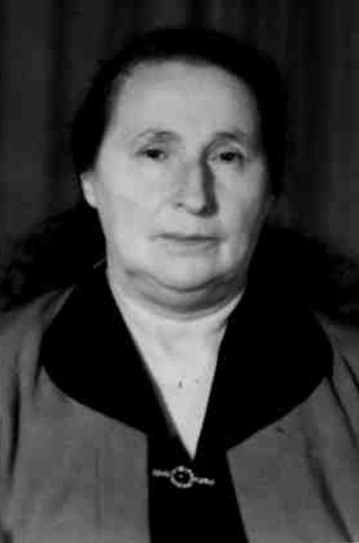 Мать Иоффе С. Г. — Куна Наумовна Иоффе (Фрумкина)