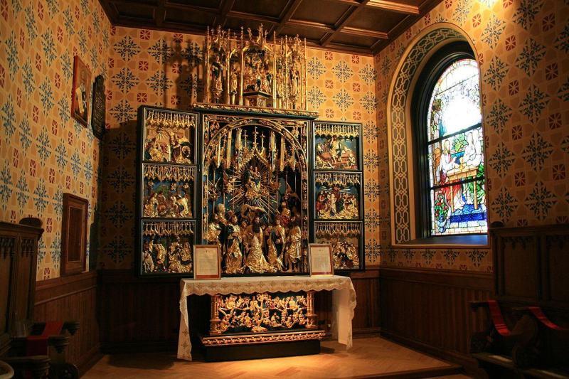 Veit Stoss Altar (Veit Stoss — немецкий скульптор 15 века)