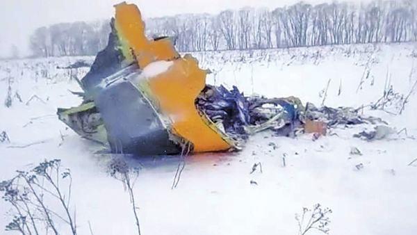Игорь Ефимов: Опять о падающих самолётах
