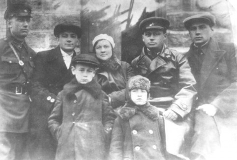 Семья Житниковы