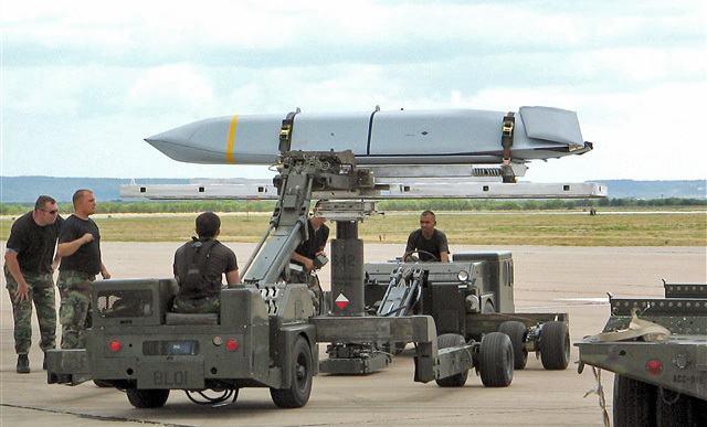 Крылатая ракета AGM-158B JASSM-ER