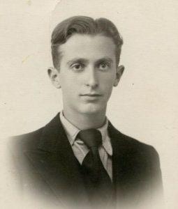 И. И. Кон в молодые годы