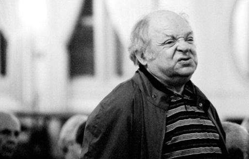 Наум Коржавин. Фотография Марка Копелева©
