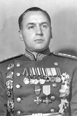 Генерал армии Алексей Иннокентьевич Антонов