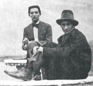 Ф. Кафка и М. Брод