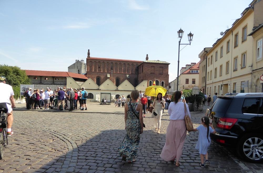 группы туристов