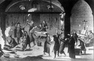 Пытки во времена Инквизиции