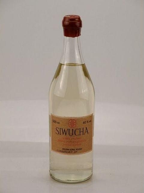 Польская Siwucha — королева крепкого алкоголя