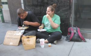 80. Бездомный ветеран