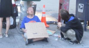 81. Бездомный ветеран