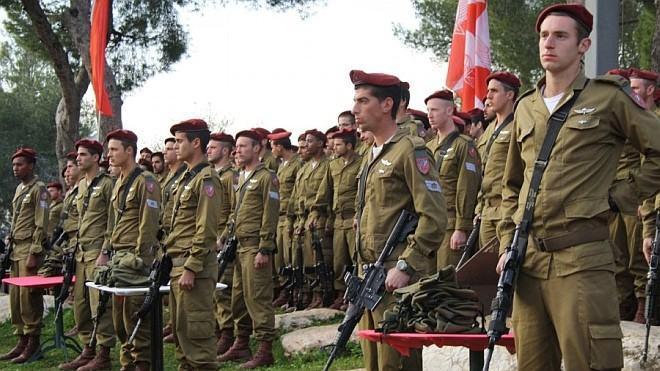 Элитная бригада «Голани»