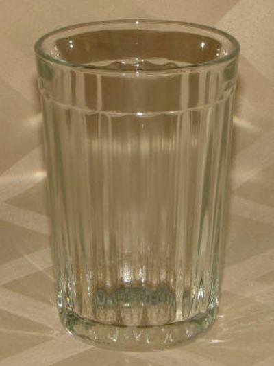 К 75-летию гранёного стакана. Круглый стол