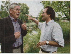 «Мы находимся в столкновении цивилизаций,» — говорит Тило Сарацин (1) в Stern-интервью с Арно Луиком