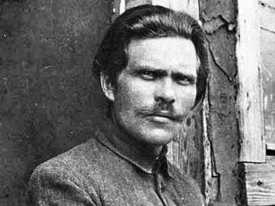 Сергей Баймухаметов: Гений гражданской войны