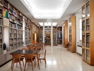 Библиотека музея