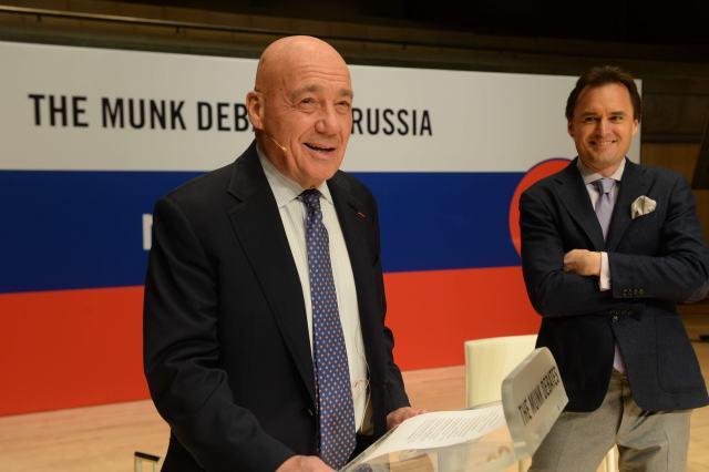 Сабирджан Курмаев: Познер и Каспаров
