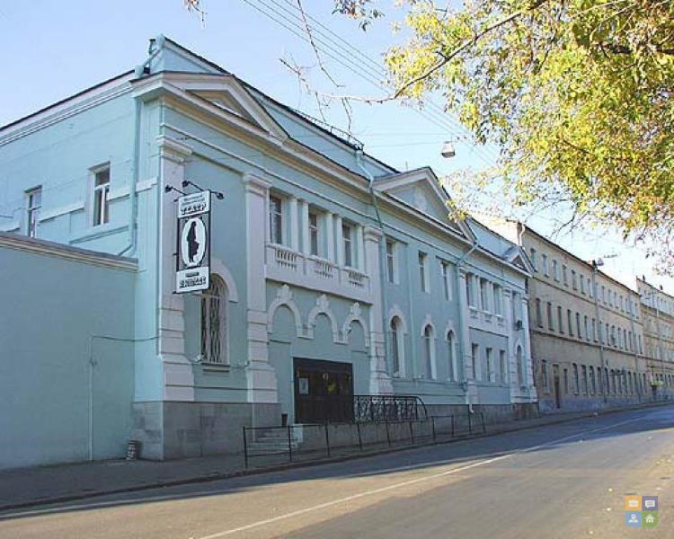 Транспортный театр, он же имени Гоголя, он же — Гоголь-центр
