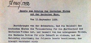 Закон о защите немецкой крови и немецкой чести