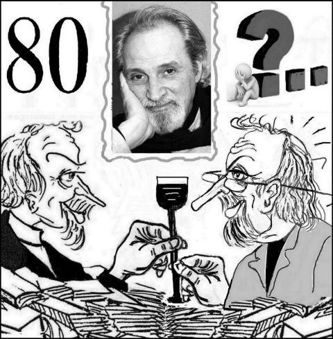 Григорий Крошин: «Ба!.. Знакомые всё лица… еврейской национальности»