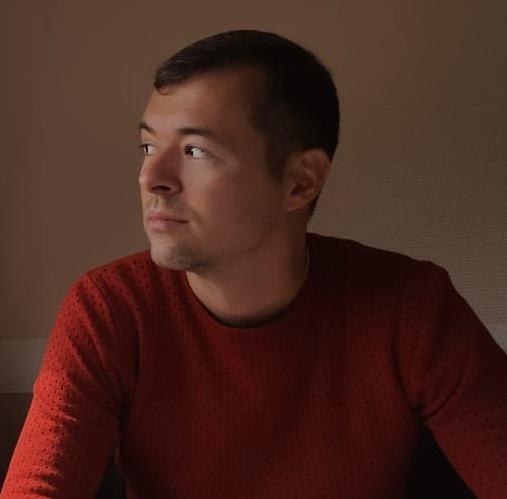 Антон Халецкий: Попугай на песке
