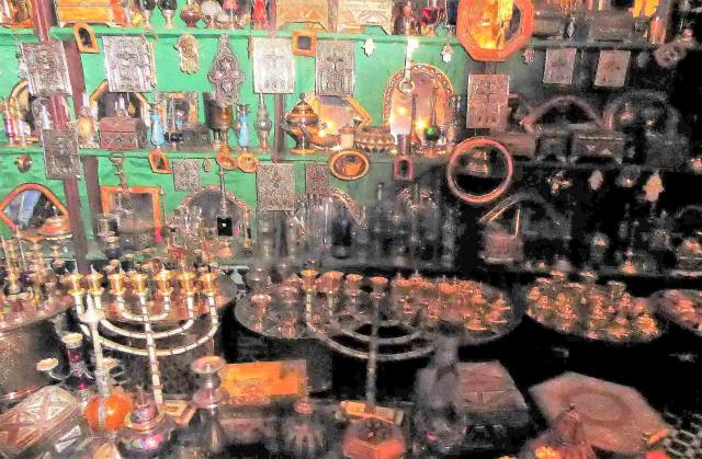 Сёма Давидович: Ашкеназ в Марокко