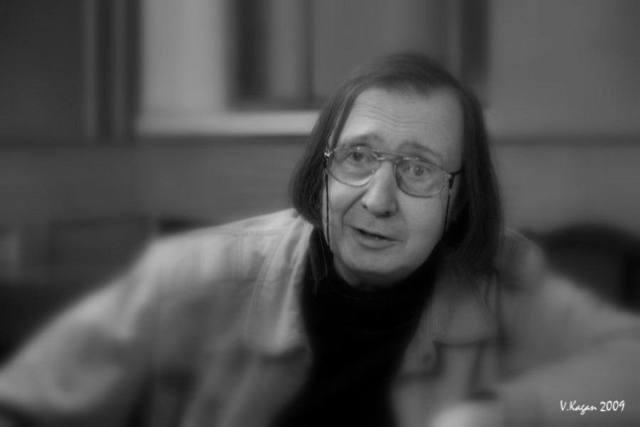 Виктор Каган: Памяти Евгения Витковского