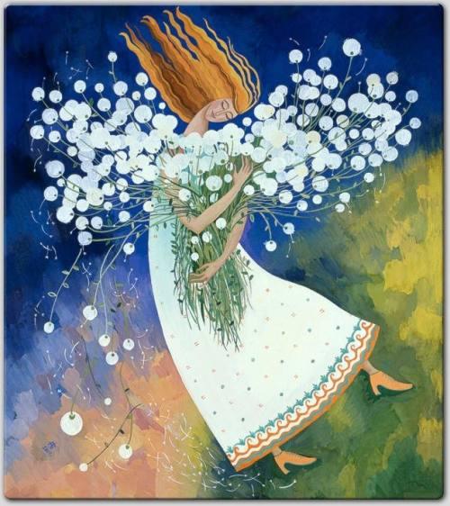 [Дебют] Дарья Солнцева: Если женщина рисует…