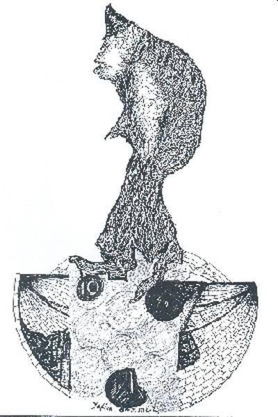 Карикатура Е. Гаммера