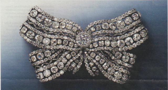 Украденное бриллиантовое украшение